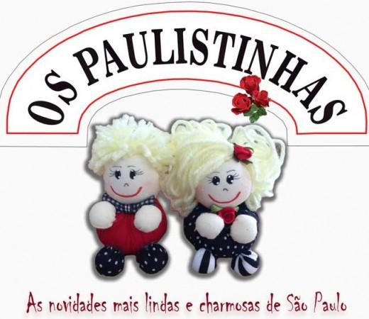 Os Paulistinhas - Carmen F. Fonseca